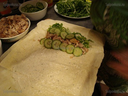 Сделать шаурму дома рецепт пошагово в духовке
