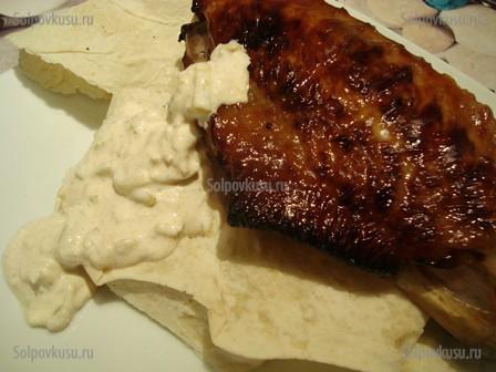 крылья в духовке рецепт с фото с овощами