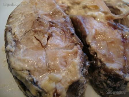 как запечь в духовке сазана рецепт