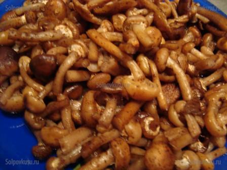Жульен грибной