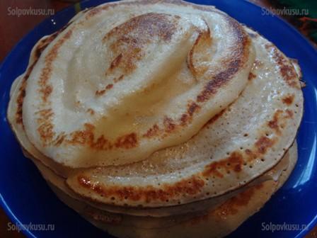 Тесто для блинчиков тонких на молоке пошаговый рецепт