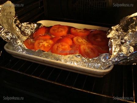 Кета в духовке рецепты с фото