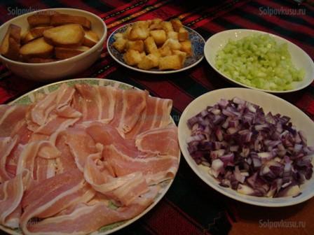 Гаспачо, рецепт с фото