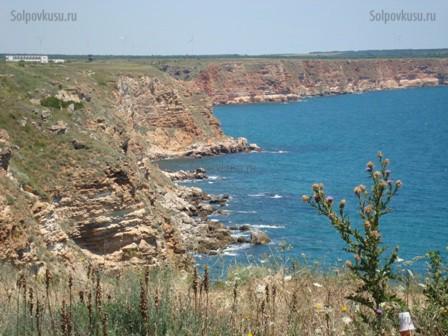 Болгария, море